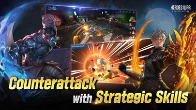 Heroes War: Counterattack screenshot 2