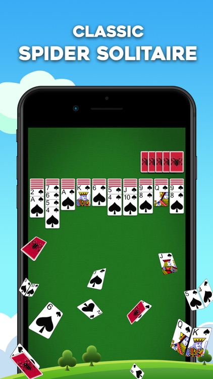 Spider Solitaire: Card Game screenshot-0