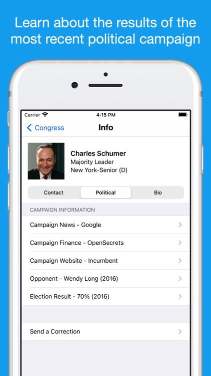 Congress screenshot-4