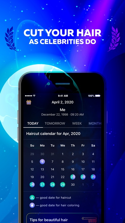 Nebula: Horoscope & Astrology screenshot-4