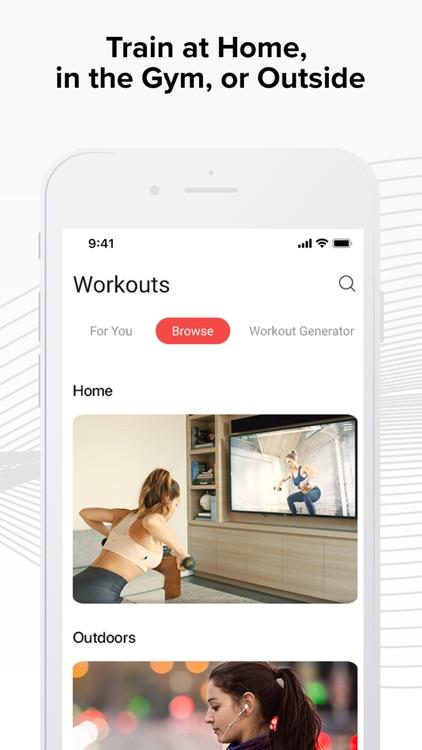Jillian Michaels   Fitness App screenshot-4