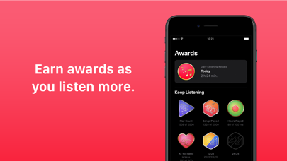 PlayTally: Apple Music Statsのおすすめ画像3