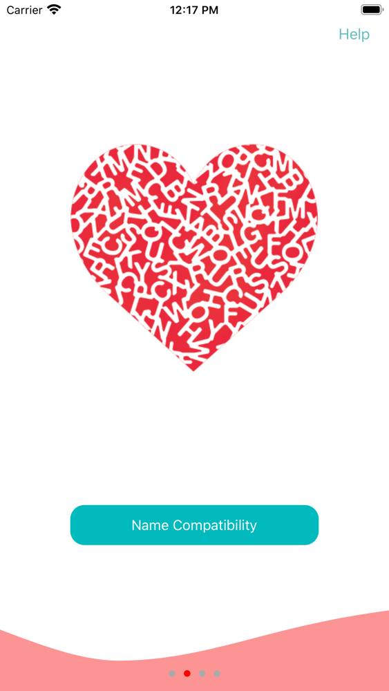 Test name free love compatibility First name