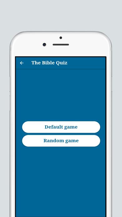 Das Bibel Quiz screenshot 2