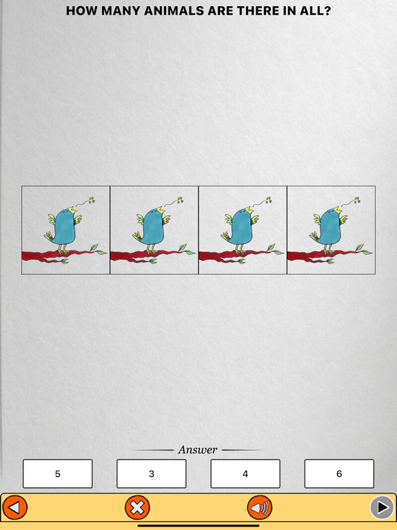 Math Melodies iPad