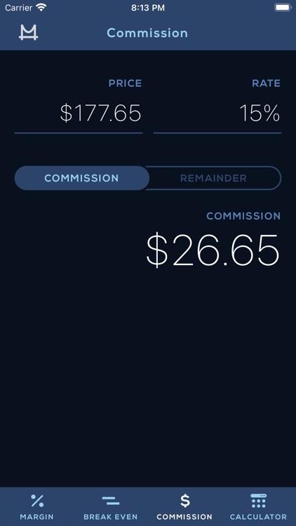 Cost Margin Calculator screenshot-4