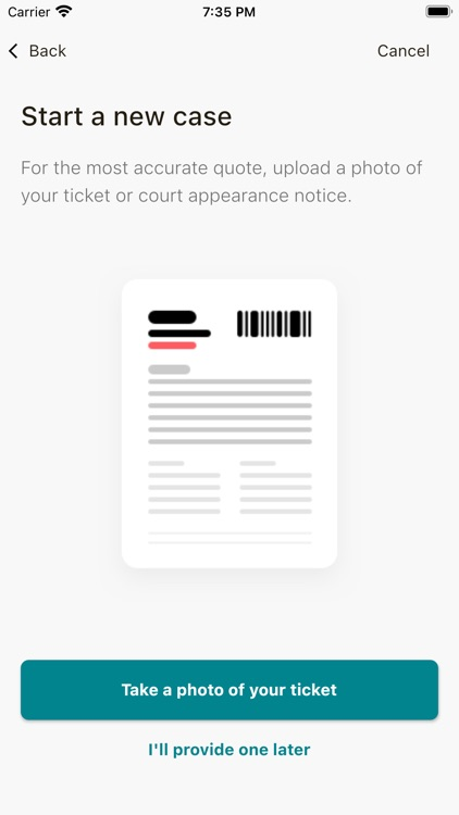 Off The Record: Ticket Lawyer screenshot-4
