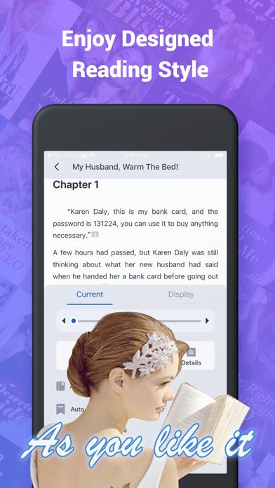 NovelCat Screenshot