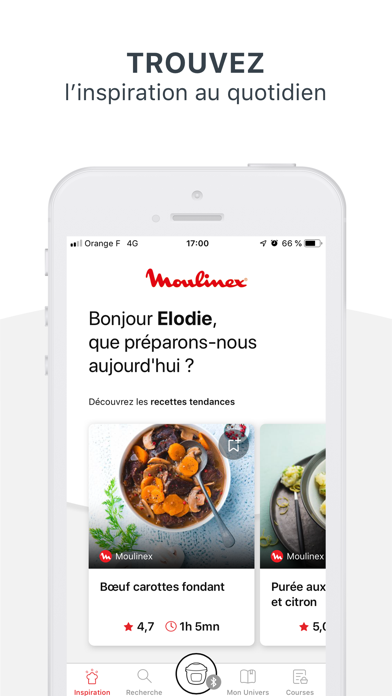 Cookeo de Moulinex