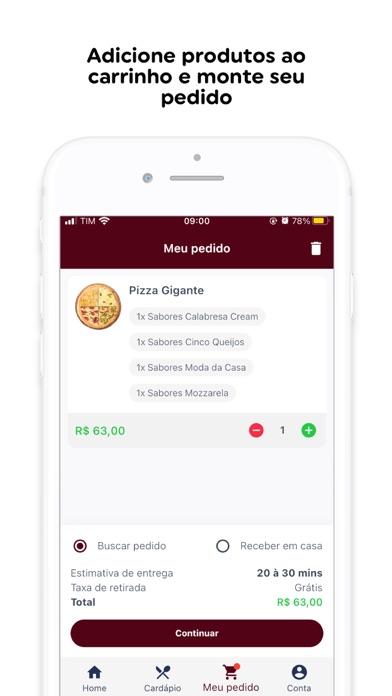 Cabeça Pizzaria screenshot 4