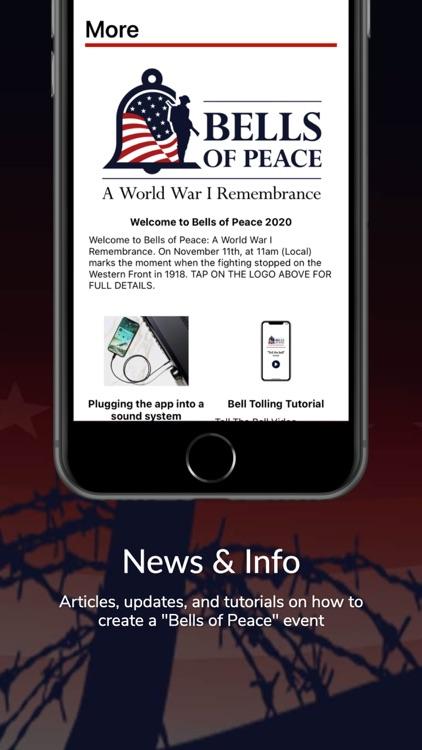 Bells of Peace: WWI Remembered screenshot-5
