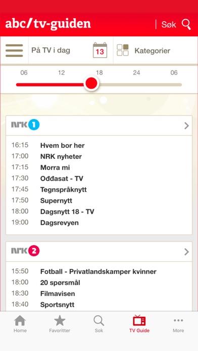 Startsiden Tv Guide