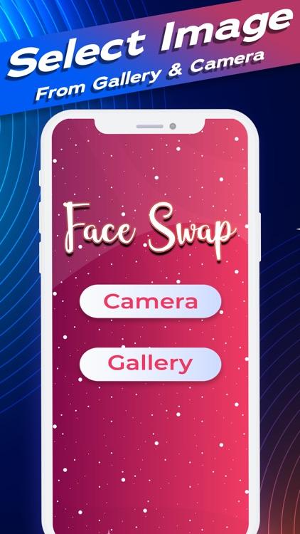 Face Swap Cut Paste Photo