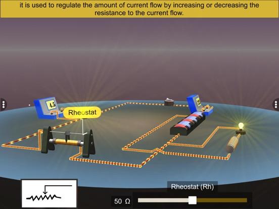 Electric Circuit Diagram screenshot 12
