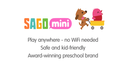 Sago Mini Super Juice Maker screenshot 6