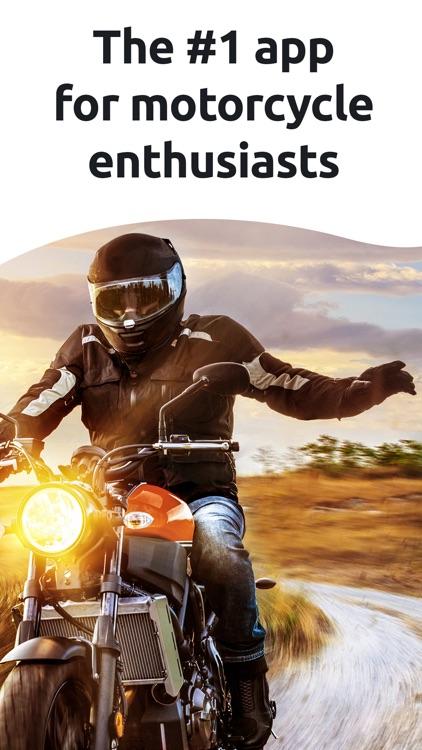calimoto Motorcycle Routes screenshot-0