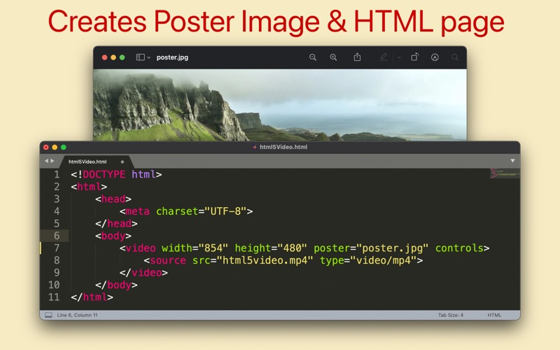 HTML5 Video Creator