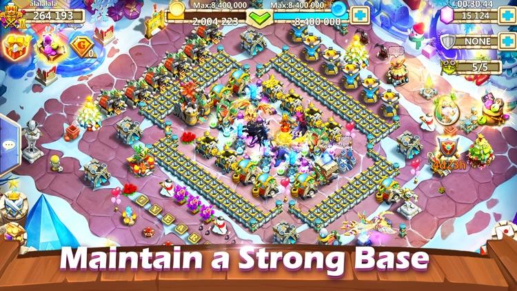 Castle Clash: Guild Royale screenshot-0