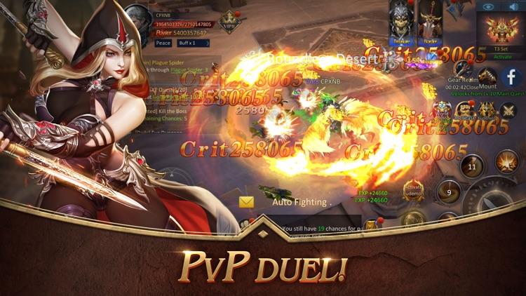 Armored God screenshot-4