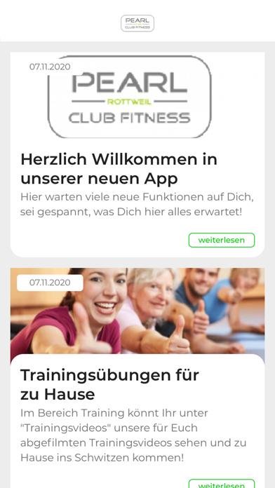 Pearl Club FitnessScreenshot von 3