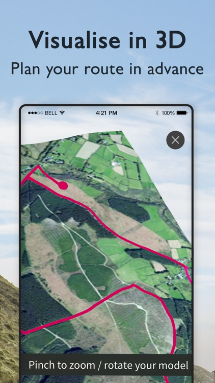 OS Maps: Walking & bike trails screenshot-5