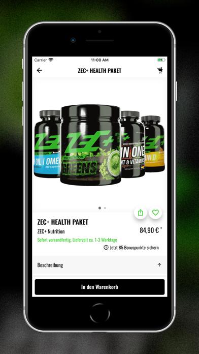 cancel Zec+ Nutrition Shop subscription image 2