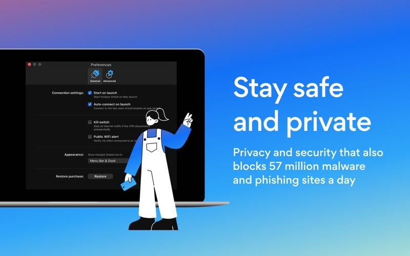 HotspotShield VPN - Wifi Proxy Screenshot