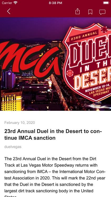 Duel in the Desert