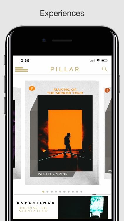Pillar: Music Community screenshot-5