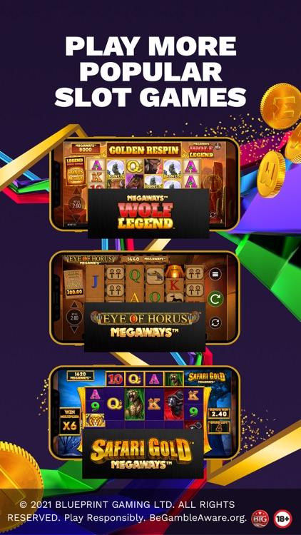 MEGAWAYS Casino screenshot-3