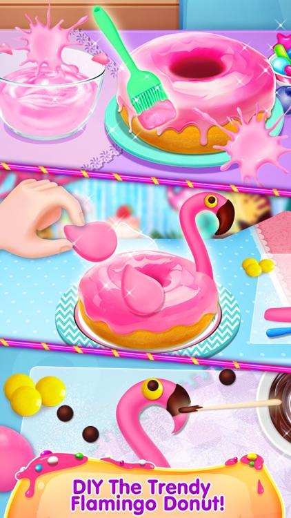 Donut Maker: Cooking Games screenshot-0