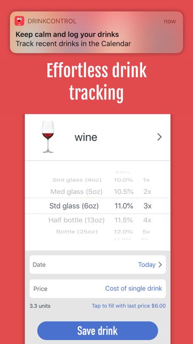 DrinkControl 減酒アプリのおすすめ画像4