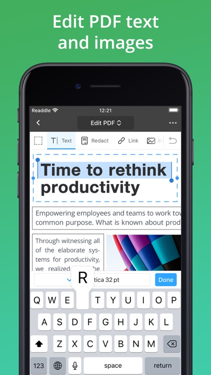 PDF Expert: PDF Editor, Reader screenshot-4