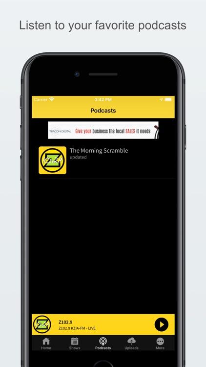 Z102.9 KZIA-FM screenshot-3