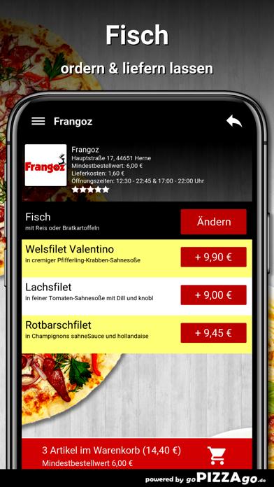 Frangoz Herne screenshot 6