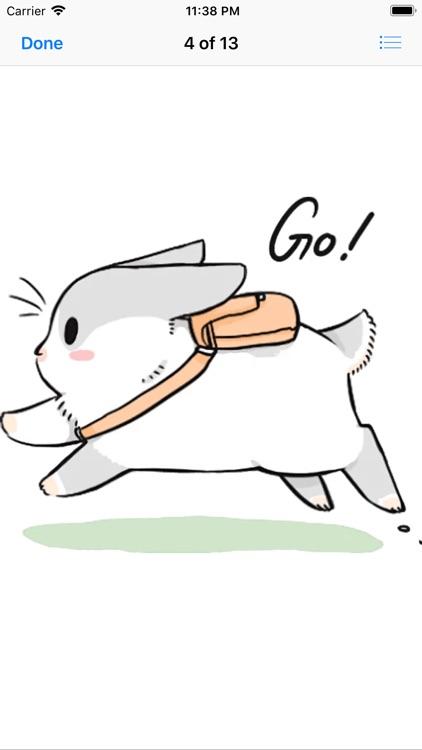 Machiko Rabbit Pack# 5