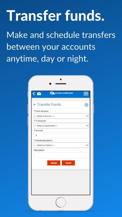 SMCU Mobile Banking screenshot-5