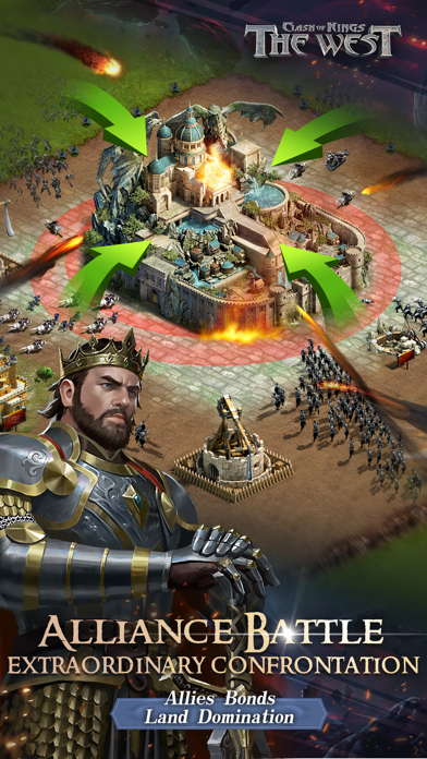 Clash of Kings: The West free Gold hack