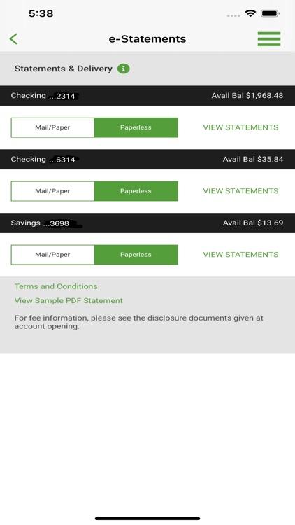 Woodforest Mobile Banking screenshot-4