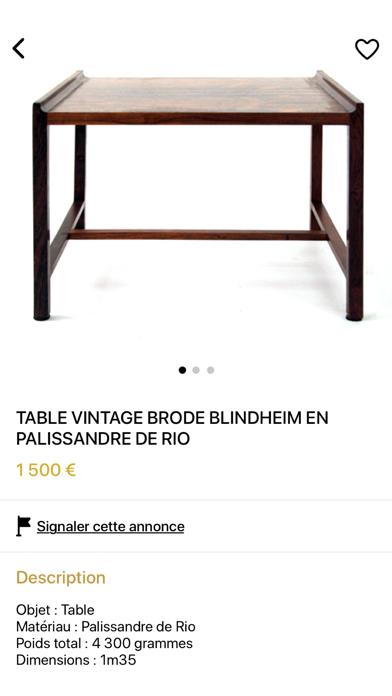 Côté Puces screenshot 2