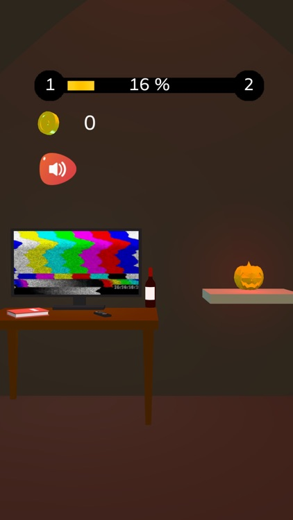 Wine Bottle Flip 3D- Halloween screenshot-5