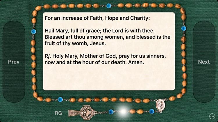 Rosary Guide screenshot-3