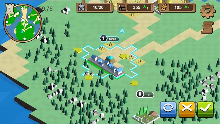 Kingdom Of Force Lite screenshot-5