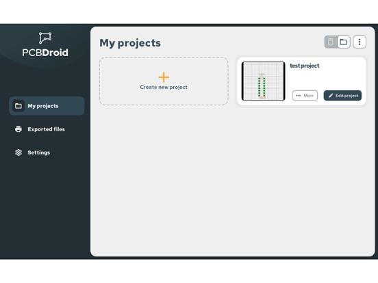 PCB Droid Lite screenshot 12