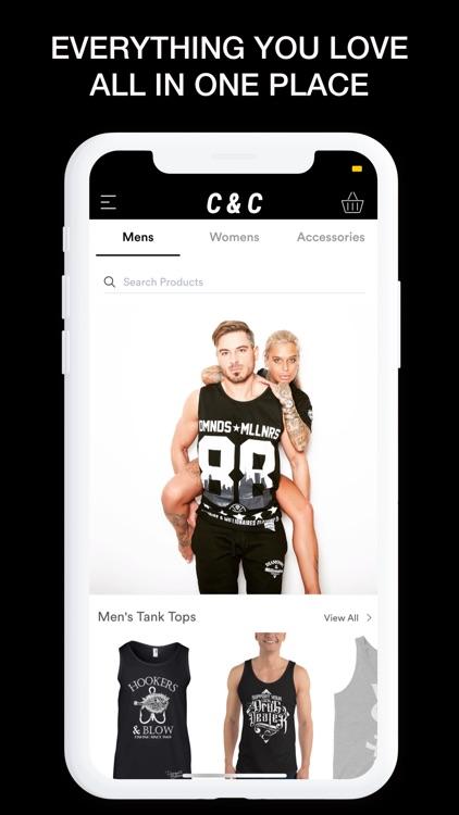 C & C Clothing
