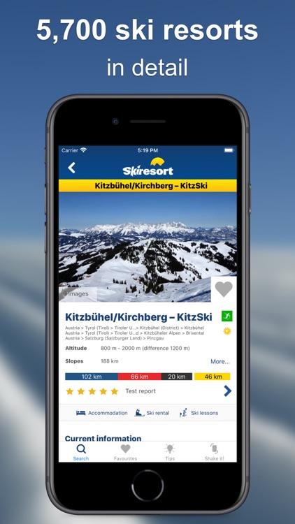 Skiresort.info – ski app screenshot-8