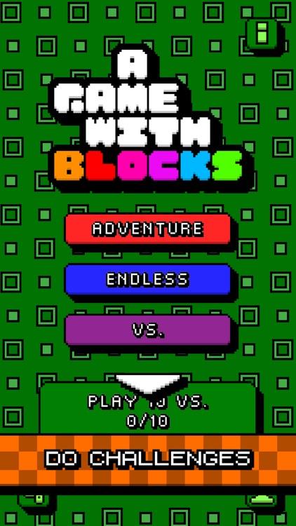 A Game With Blocks screenshot-5