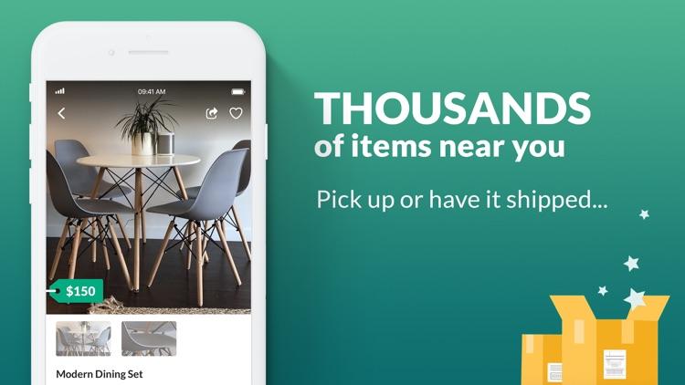 OfferUp - Buy. Sell. Letgo. screenshot-3
