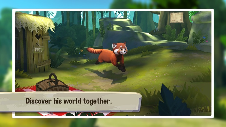 Pet World: My Red Panda screenshot-3