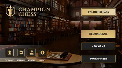 Champion Chess screenshot 2